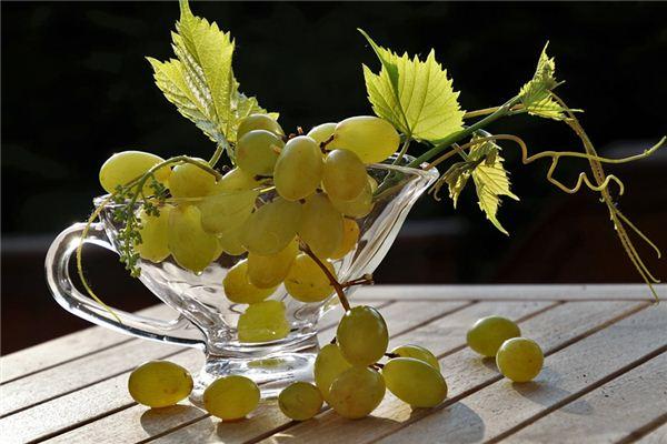 梦见摘葡萄是什么预兆