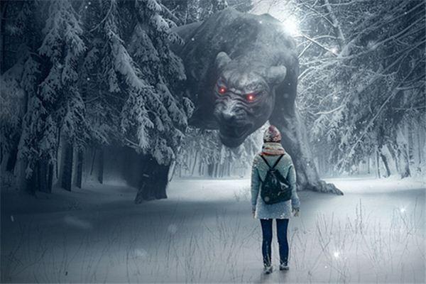 梦见吃人怪兽是什么意思