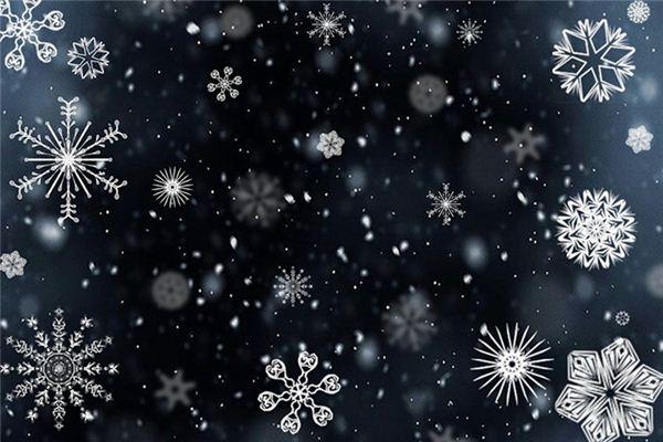梦见雪落身上是什么意思