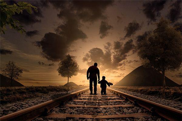 梦见你的父亲是什么意思