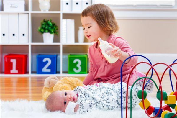 梦见给小孩喂奶是什么意思