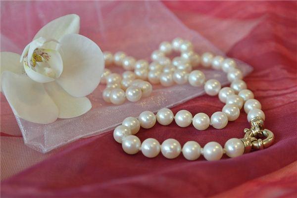 梦见珍珠项链是什么意思