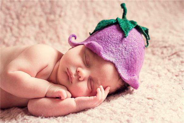 梦见小孩睡觉