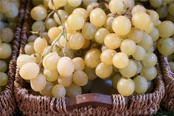 梦见卖葡萄是什么意思