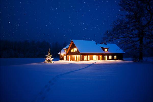 梦见小时候的家