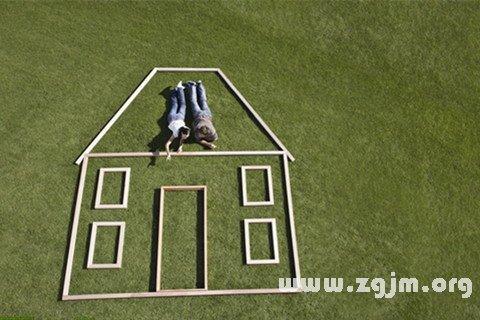 梦见建房子