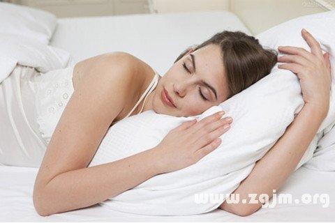 梦见睡觉 卧床