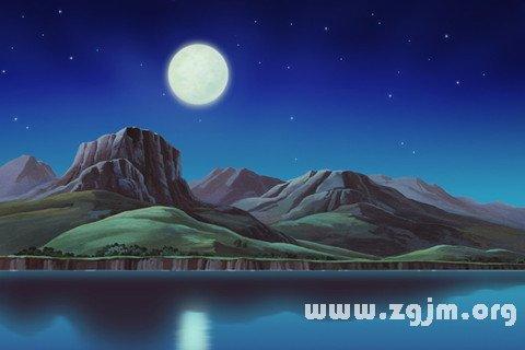 大奖娱乐平台月亮