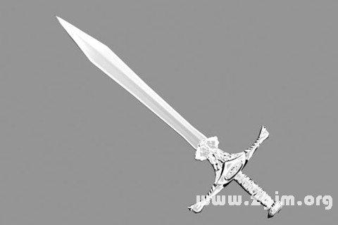 梦见剑与宝剑