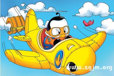 梦见开飞机 驾驶飞机