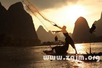 梦见池塘钓鱼