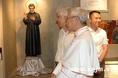 梦见宗教导师或传教士