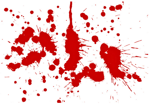 梦见墙上有血