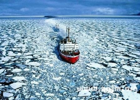 梦见海上结冰
