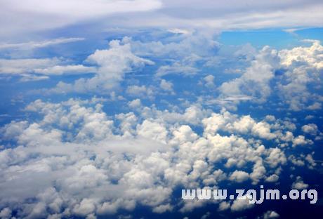 梦见蘑菇云