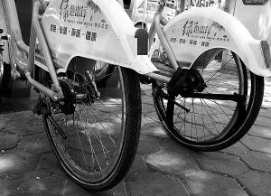 梦见自行车车胎破了