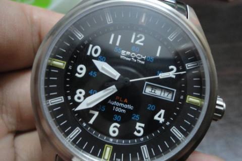 丈夫送我一塊手表