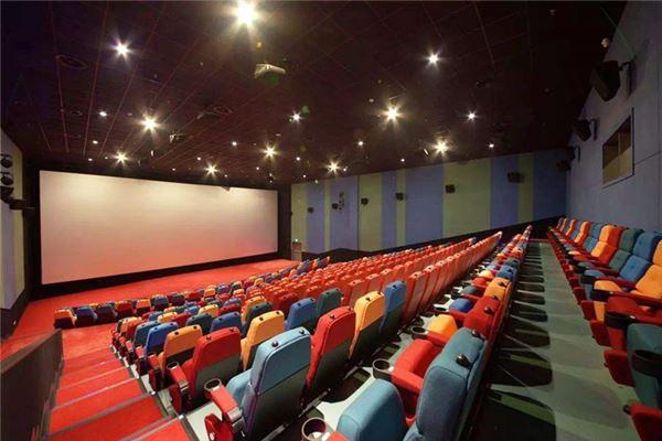 梦见剧院 电影院